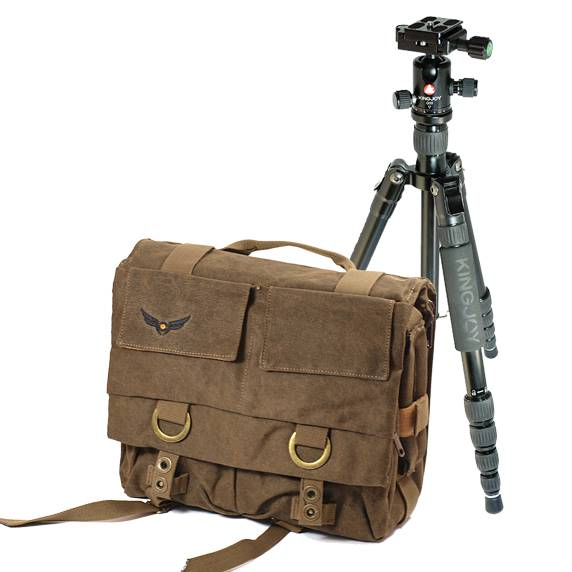 Gleann Bag M + Reisestativ K9