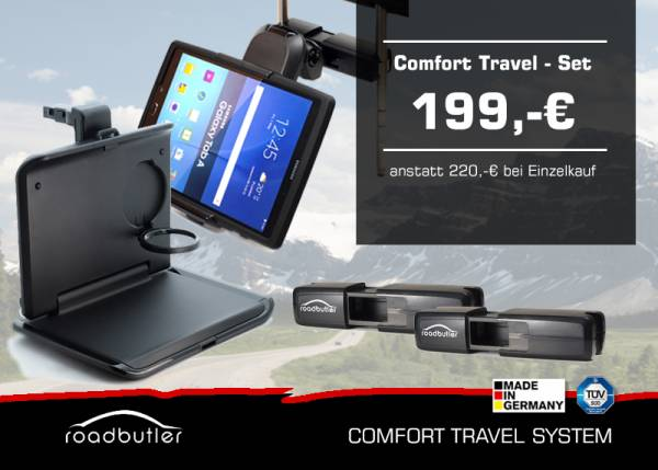 Comfort Travel Set von RoadButler