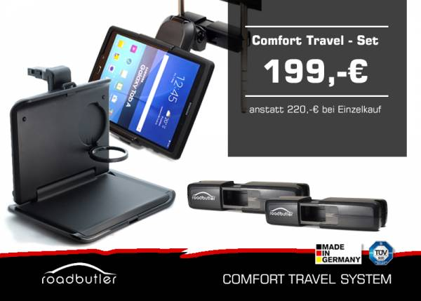 Comfort Travel-Set